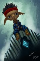 Asuran by madcoffee