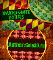 Diamond-Shaped - Textures by Gala3d