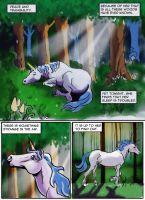 Lost Realms comic page by BenWoolston