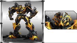 Age of Extinction Bumblebee concept art by eagc7