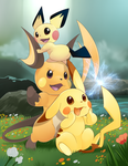 Hey You, Raichu! (RUdragon) 2-2 by phation