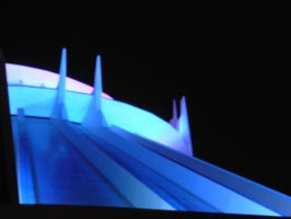Space Mountain by KayJay777