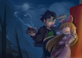 AT: What do you mean, you were sleeping? by ITBluebeadTI