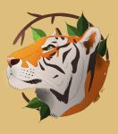 Tigress by re-flamed