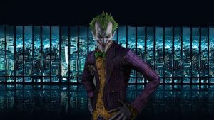 The Joker's Wide....screen? by wallybescotty