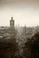 View of Edinburgh 3 by GrungeTV