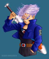 The Future: Trunks by albundyland