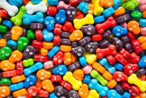 Skull and Bones Candy by TomFawls