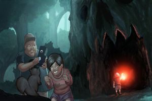 Gravity Falls by Mad-Ed