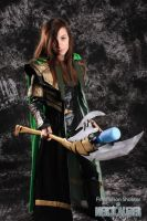 Lady Loki II by Garnier-FX