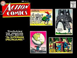 Action Comics 211 by Superman8193