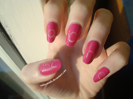 A Study in Pink. by NakayaNails