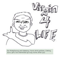 Virgin 4 Life by RagingArtist