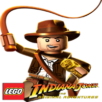Lego Indiana Jones Dock Icon by Rich246