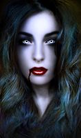 Vampire Sara-Deadly Beauty by Darkest-B4-Dawn
