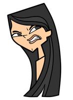 One Really Angry Heather by EvaHeartsArt