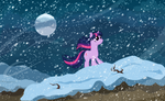 Winterdance by GraviRaw