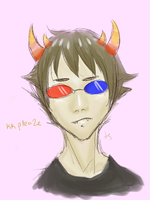 all aboard the sollux train by tempestSylph