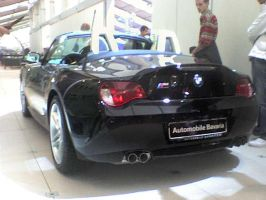 SIAB 07 - BMW M Z4 Rear by AxelSilverwolf