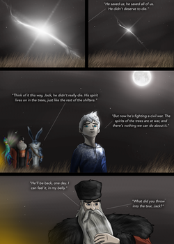 RotG: SHIFT (pg 229) by LivingAliveCreator