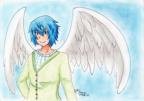 Angel Tom White is coming by Ayato-Shu