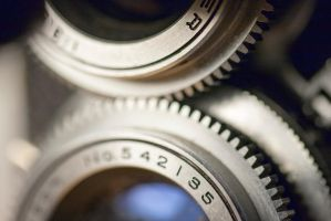 TLR Gears by FellowPhotographer