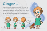 Ginger by Neonila