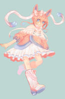 Pokejinka: Sylveon by yune-d