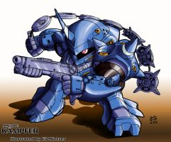 SD Kampfer by Mintyrobo