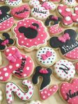 Minnie Mouse Cookies by MeYaIeM