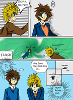 Sora in Parallel Universe p.4 by Sora-to-Kuraudo