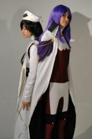 Code Geass: back to back by SoftBells