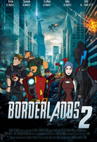 Avengers? NO ITS BORDERLANDS 2! by SourSticker