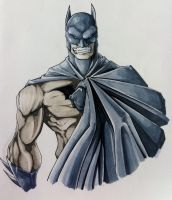 Batman Copics by jonathan-munro