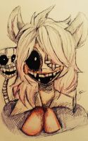 Human Mangle by TheShemcler