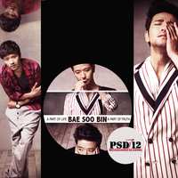 PSD Files 12 - Bae Soo Bin by MisSGuaRD