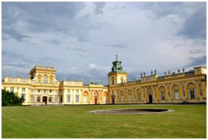 Wilanow Palace 2 by etr-wroclove