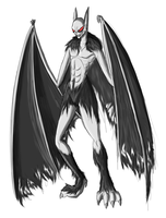 Myths and Monsters - Vampire by DeviantK14