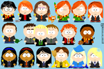 Wizarding Yearbook by Captain-Chaotica