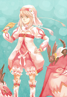 Tales of Symphonia: Alice by bhakri
