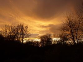 8 Dec Sunset From My House 005 by SrTw