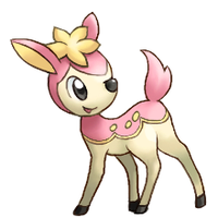 Deerling by arkeis-pokemon