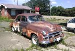 Early 50's Chevy by musclecarlover69