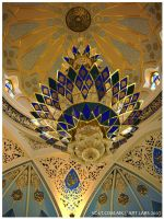 Mosque Interior by bx