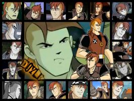 Doyle Blackwell Collage by Bansha13