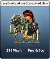 Lara Croft AtGoL - Icon by Crussong