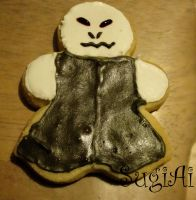 Voldemort Cookie by SugiAi