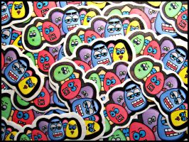 Stickers by ateljEE