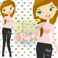 Love Girl Png by Girlspng