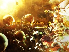 Log Horizon Wallpaper by Redeye27